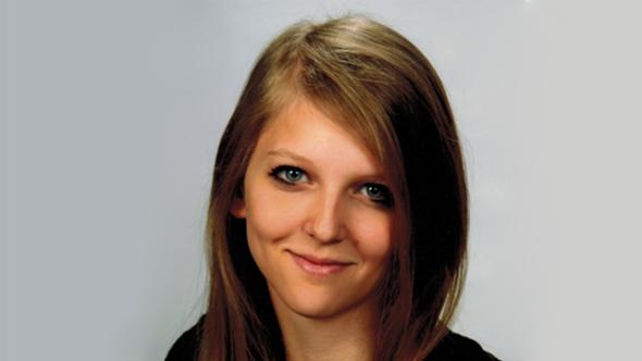 Klara Klein receives DOC scholarship from the ÖAW