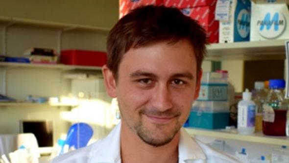Young Investigator Award for Tobias Suske
